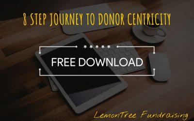 What stage is your organisation at in the donor centric journey?