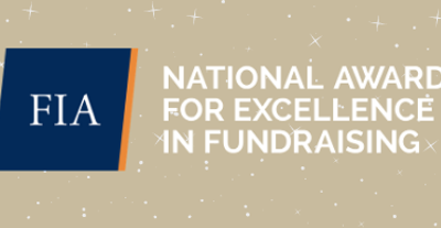 Primed nominated for FIA Awards for Excellence in Fundraising!